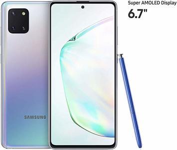 Samsung Galaxy Note 10 Lite (4G  8GB  128GB Aura Glow) - Non PTA
