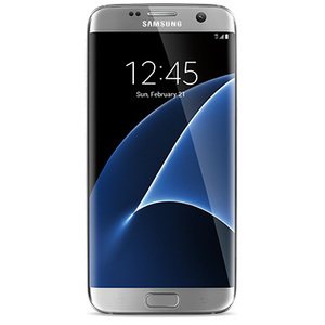 Samsung Galaxy S7 Edge G935FD Dual Sim (4G -32GB) Silver