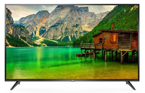 TCL 50 50P65 UHD 4K SMART LED TV (2 Year Official Warranty)