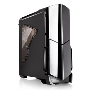 Thermaltake Versa N21(CA-1D9-00M1WN-00) Mid-Tower Case
