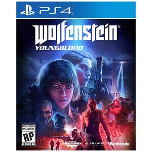 Wolfenstein® Youngblood™ Game l PS4 PlayStation