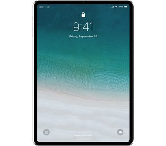 Latest Apple iPad Pro 2018 12.9 (64GB - WiFi  Grey)