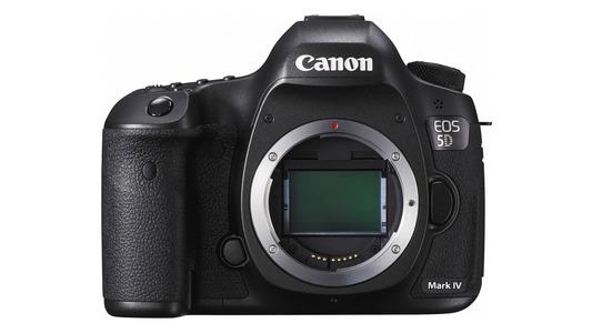 Canon EOS 5D Mark IV Body with 128gb Card (MBM Warranty)