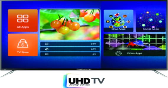 Changhong Ruba 65F6300i UHD 4K SMART LED TV (2 Year Official Warranty)