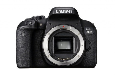 Canon EOS Rebel 800D T7i DSLR Body Only