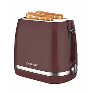 Westpoint WF-2589 2 Slice Toaster (Maroon)
