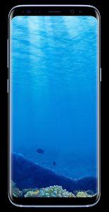 Samsung Galaxy S8 G950FD Dual Sim (4G  64GB  Coral Blue)