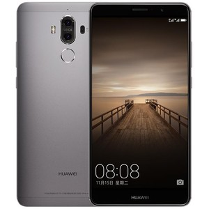 Huawei Mate 9 Dual Sim (4G - 64GB) Grey Official Warranty