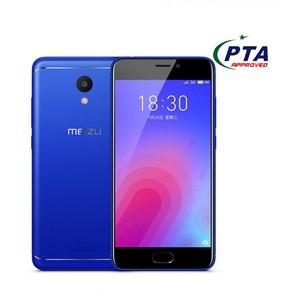 Meizu M6 Dual Sim (4G  3GB  32GB  Blue) 1 Year Official Warranty