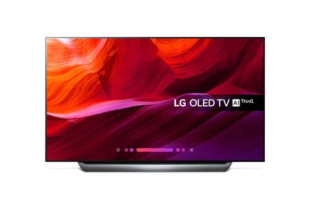 LG 55 55C8 UHD 4K SMART AI OLED TV