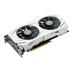 ASUS Dual series of GeForce® GTX 1060 / DUAL-GTX1060-O6G