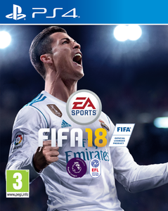 FiFa 18 For PS4 Standard Edition