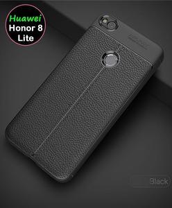 Huawei Honor 8 Lite Cover - Black Case