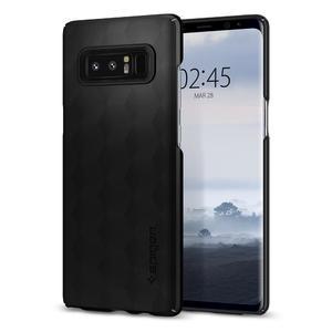 Spigen Galaxy Note 8 Case Thin Fit Matte Black