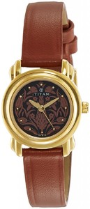 Titan 2534YL03 Dial Womens Watch
