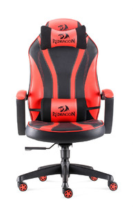 Redragon C101-BR Metis Gaming Chair Black & Red