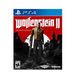 Wolfenstein® II Game   PS4 - PlayStation (Region 2)