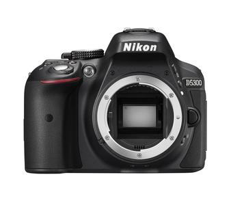 Nikon D5300 24.2 MP Digital SLR Camera (Body Only)