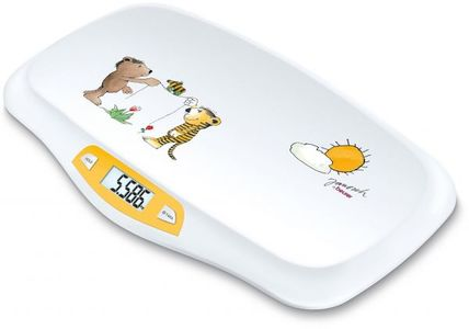 Beurer BY 80 Digital Baby Scale both in lb & kg (Max Load 20KG)