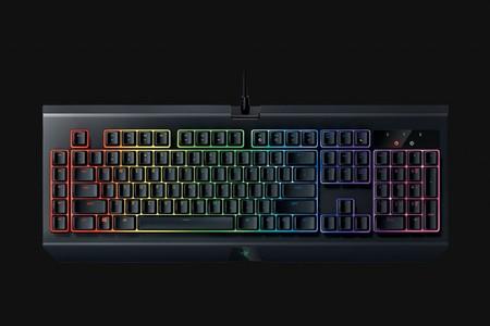 Razer BlackWidow Chroma V2 (Orange Switch) Gaming Keyboard