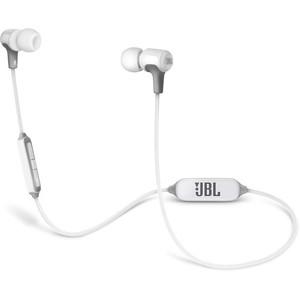 JBL Bluetooth In-Ear Headphones (White) JBLE25BTWHT