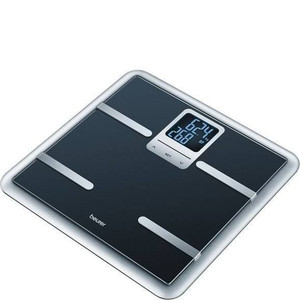 Beurer BF-700 Body Fat Monitor diagnostic bathroom scale