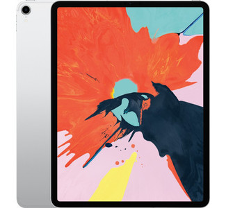 Latest Apple iPad Pro 2018 12.9 (256GB - WiFi  Silver)
