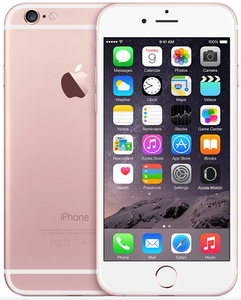 Apple iPhone 6S (16GB  Rose Gold  Factory Unlocked)