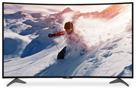 Haier 55 55Q6500U CURVED UHD SMART LED TV