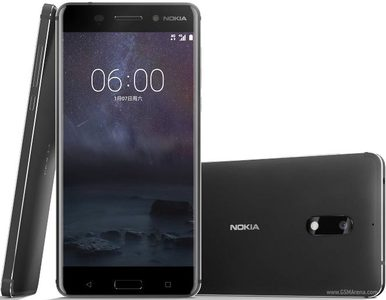 Nokia 6 (4G  32GB  Matte Black)