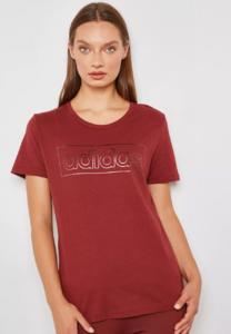 Adidas Foil Linear T-Shirt