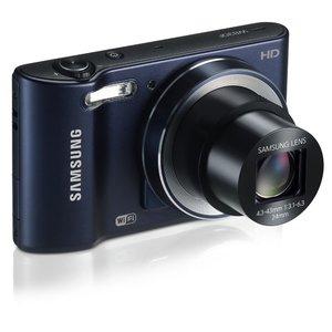 Samsung WB30F Smart WiFi Digital Camera 16.2 Megapixel 10X zoom 3.0 LCD Display (Black)