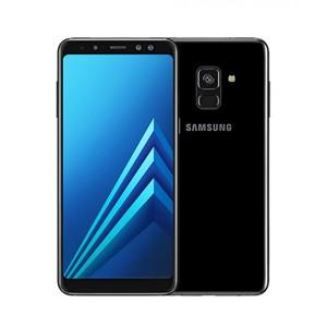 Samsung Galaxy A8 2018 Dual Sim (4G  4GB RAM  64GB ROM  Black) Official Warranty