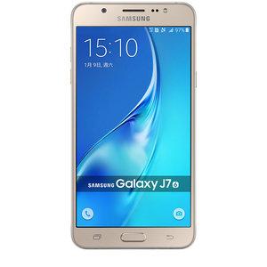 Samsung Galaxy J7 (2016) Dual Sim J7108 (4G - 16GB) Gold Taiwan