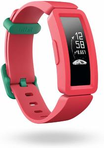 Fitbit Ace 2 Activity Tracker for Kids  Watermelon + Teal
