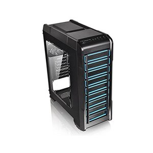 Thermaltake Versa N23 Mid Tower Casing - Black