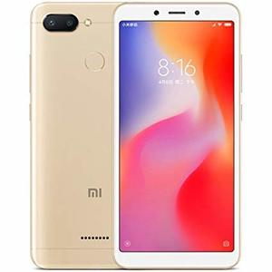 Xiaomi Redmi 6 Dual Sim (4G  3GB RAM  64GB  Gold) 1 Year Official Warranty