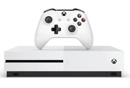 Microsoft Xbox One S 500GB - White - PAL