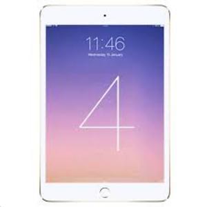 Apple iPad Mini 4 (128GB  4G+WiFi  Gold)