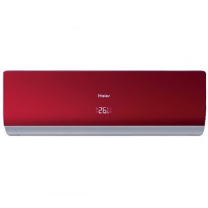 Haier 12LNF Long Throw 1 Ton Split AC Red