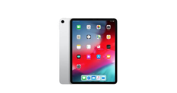 Apple iPad Pro 3 (2018) 11 (256GB - WiFi  Silver)