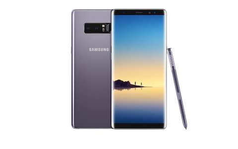 Samsung Galaxy Note 8 N950U Single Sim (4G  6GB RAM  64GB ROM  Orchid-Grey)
