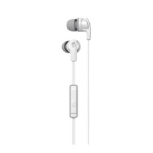 Skullcandy S2PGJY-560 Smokin Buds In-Ear Headphone - White/Gray