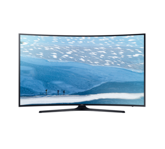 Samsung 65 65KU7350 4K UHD Curved Smart LED TV