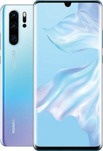 Huawei P30 Pro Dual Sim(4G  8GB RAM  256GB ROM Breathing Crystal) 1 Year Official Warranty