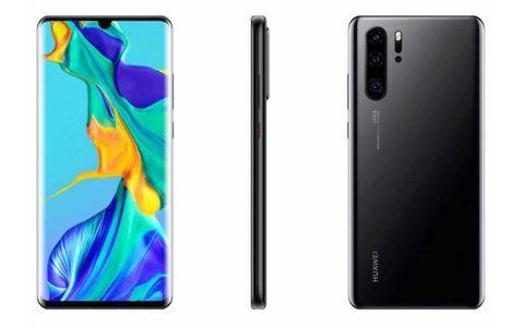 Huawei P30 Pro Single Sim VOG-L04/VOG-L09 (4G  8GB RAM  256GB ROM Black)