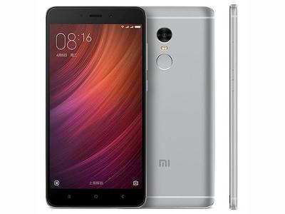 Xiaomi Mi Note 4 Dual Sim (4G  3GB RAM   32GB ROM  Grey) Official Warranty