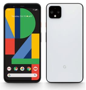 Google Pixel 4XL (4G  6GB RAM  64GB ROM White) - Non PTA