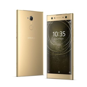 Sony Xperia XA2 Ultra Gold (4G - 32GB) 1 Year Official Warranty