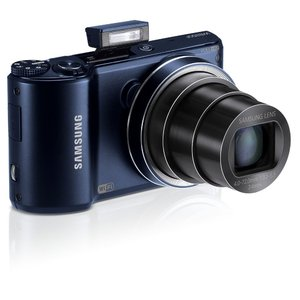 Samsung WB250F 14.2MP CMOS Smart WiFi Digital Camera with 18x Optical Zoom 3.0 Touch Screen LCD and 1080p HD Video Black